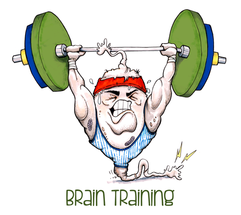 Neuron lifting weights